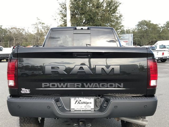 2018 Ram 2500 Crew Cab 4x4, Pickup #180642 - photo 4