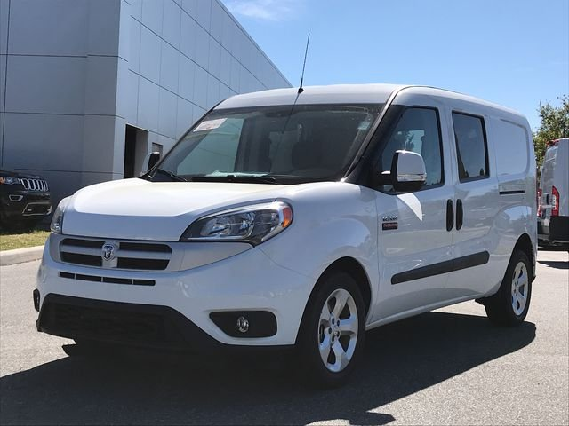 2018 ProMaster City FWD,  Empty Cargo Van #180704 - photo 8