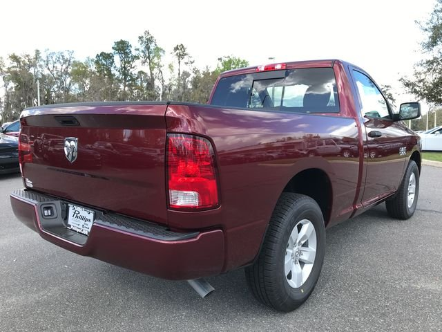 2018 Ram 1500 Regular Cab, Pickup #180714 - photo 4