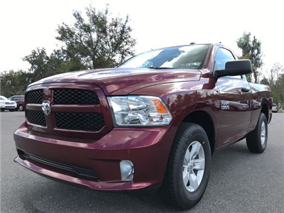 2018 Ram 1500 Regular Cab, Pickup #180714 - photo 1