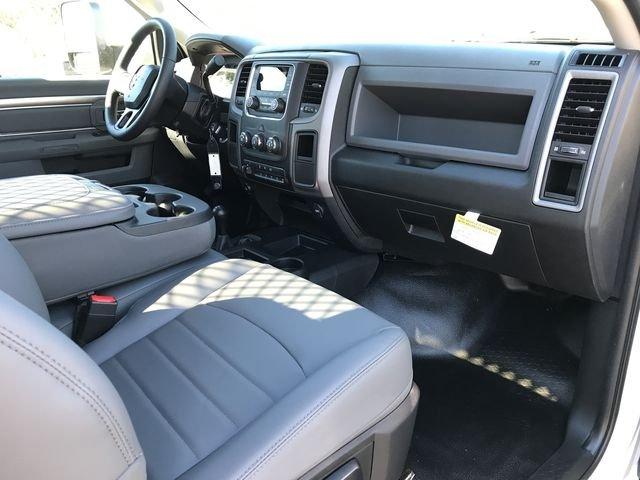 2018 Ram 5500 Regular Cab DRW 4x4,  Action Fabrication Platform Body #180761 - photo 14