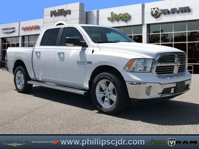 2018 Ram 1500 Crew Cab 4x4,  Pickup #180763 - photo 1