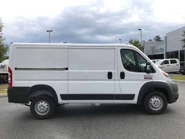 2018 ProMaster 1500 Standard Roof 4x2,  Empty Cargo Van #180799 - photo 3