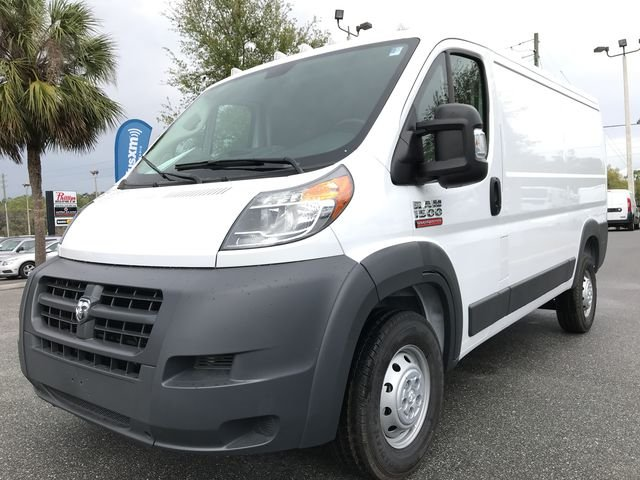 2018 ProMaster 1500 Standard Roof FWD,  Empty Cargo Van #180799 - photo 8