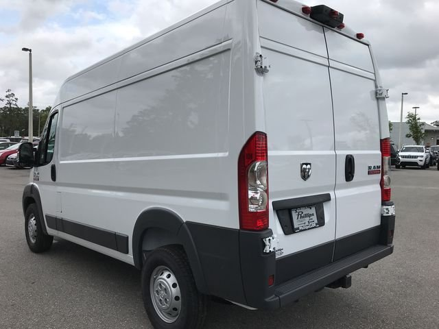 2018 ProMaster 1500 High Roof FWD,  Empty Cargo Van #180803 - photo 6