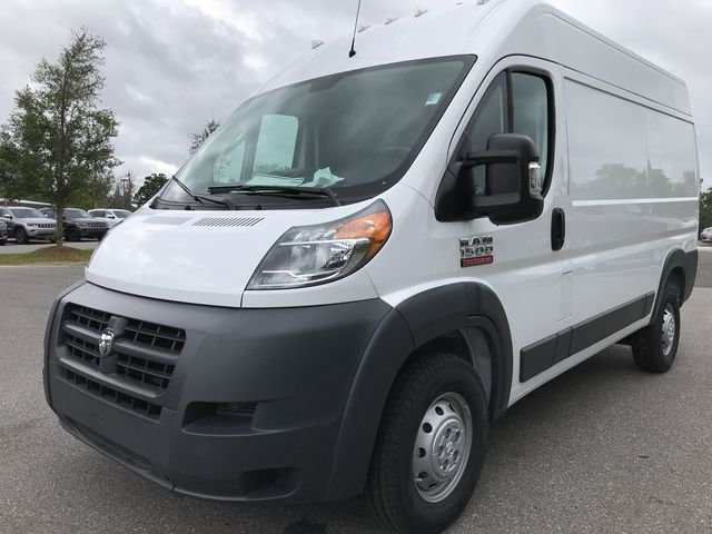 2018 ProMaster 1500 High Roof FWD,  Empty Cargo Van #180803 - photo 8