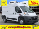2018 ProMaster 1500 High Roof FWD,  Empty Cargo Van #180803 - photo 1