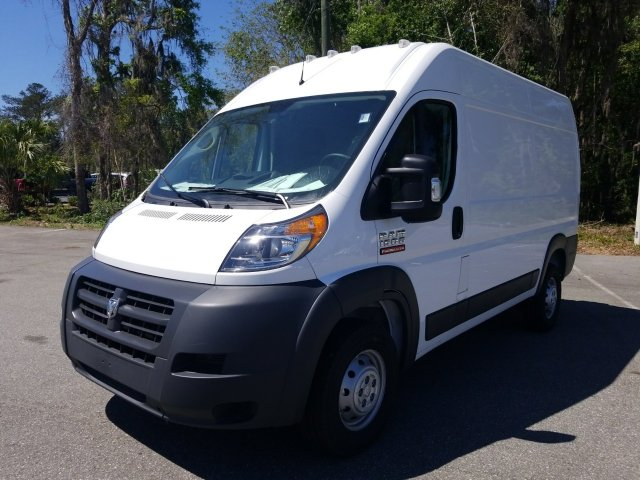 2018 ProMaster 1500 High Roof FWD,  Empty Cargo Van #180804 - photo 8