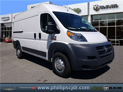 2018 ProMaster 1500 High Roof,  Empty Cargo Van #180804 - photo 1