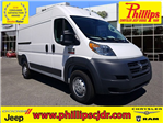 2018 ProMaster 1500 High Roof FWD,  Empty Cargo Van #180804 - photo 1