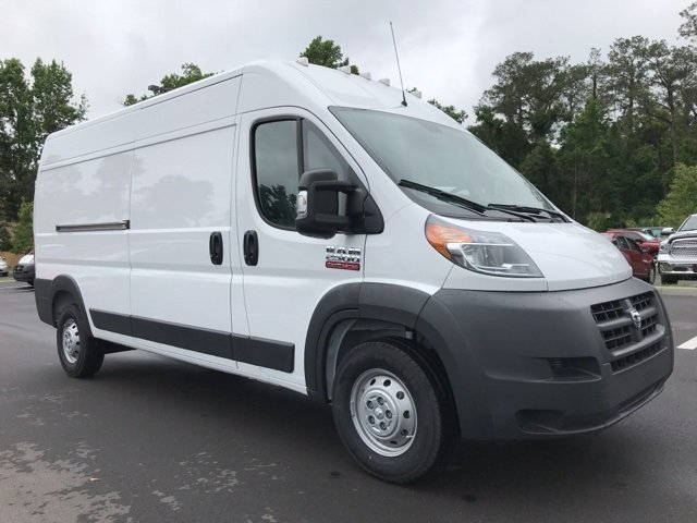 2018 ProMaster 2500 High Roof FWD,  Empty Cargo Van #180805 - photo 5