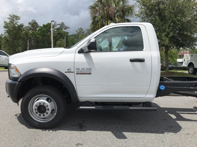 2018 Ram 4500 Regular Cab DRW 4x4,  Cab Chassis #180832 - photo 9