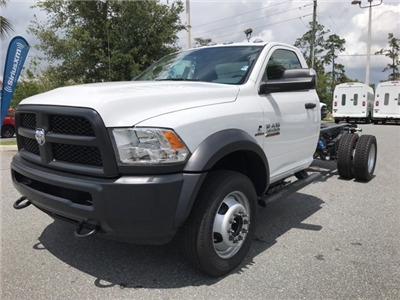 2018 Ram 4500 Regular Cab DRW 4x4,  Cab Chassis #180832 - photo 10