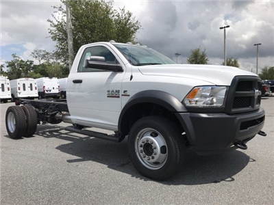 2018 Ram 4500 Regular Cab DRW 4x4,  Cab Chassis #180832 - photo 5