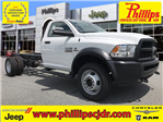 2018 Ram 4500 Regular Cab DRW 4x4,  Cab Chassis #180832 - photo 1