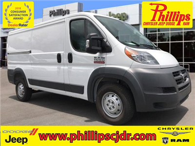 2018 ProMaster 1500 Standard Roof FWD,  Empty Cargo Van #180866 - photo 1