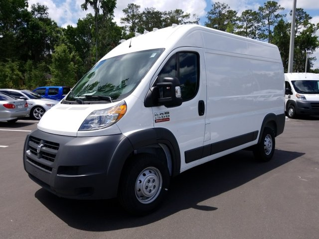 2018 ProMaster 1500 High Roof FWD,  Empty Cargo Van #180882 - photo 10