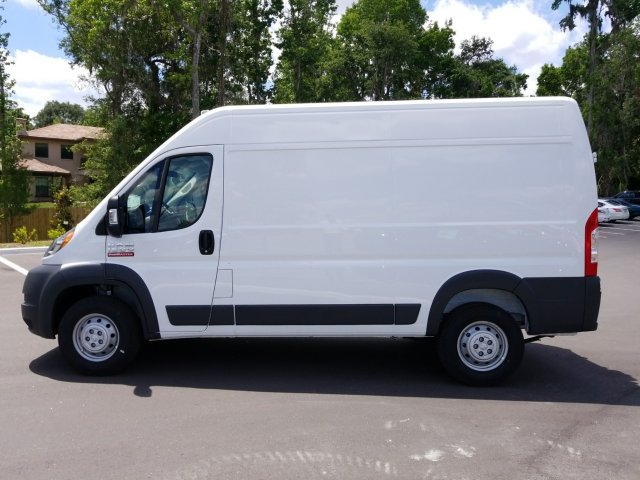 2018 ProMaster 1500 High Roof FWD,  Empty Cargo Van #180882 - photo 9