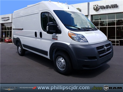 2018 ProMaster 1500 High Roof,  Empty Cargo Van #180882 - photo 1