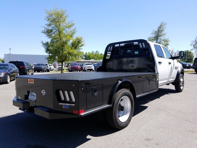 2018 Ram 5500 Crew Cab DRW, CM Truck Beds Platform Body #180887 - photo 2