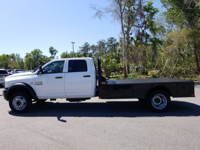 2018 Ram 5500 Crew Cab DRW, CM Truck Beds Platform Body #180887 - photo 6