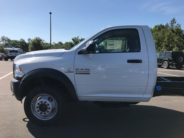 2018 Ram 5500 Regular Cab DRW 4x4, Cab Chassis #181004 - photo 10