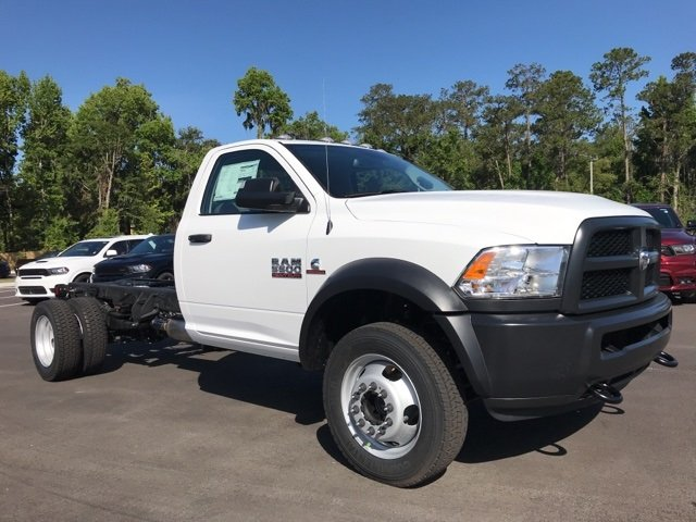 2018 Ram 5500 Regular Cab DRW 4x4,  Cab Chassis #181004 - photo 7