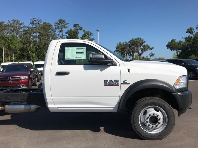 2018 Ram 5500 Regular Cab DRW 4x4,  Cab Chassis #181004 - photo 8