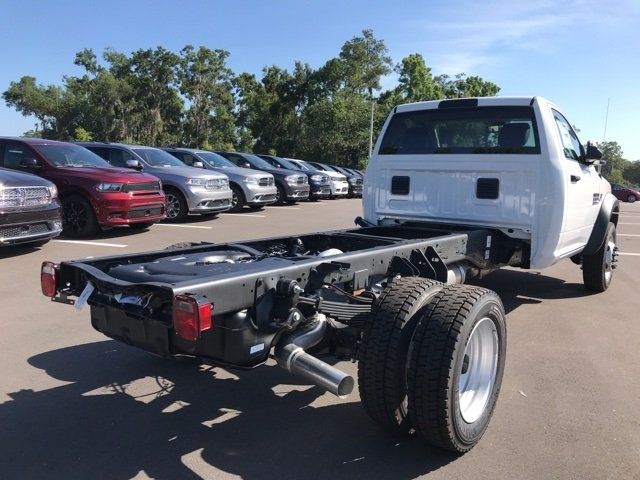 2018 Ram 5500 Regular Cab DRW 4x4,  Cab Chassis #181004 - photo 2