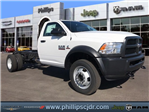 2018 Ram 5500 Regular Cab DRW 4x4,  Cab Chassis #181004 - photo 1