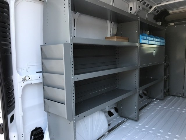 2018 ProMaster 2500 High Roof FWD,  Adrian Steel Upfitted Cargo Van #181023 - photo 16