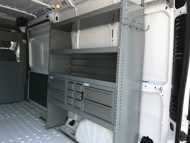 2018 ProMaster 2500 High Roof FWD,  Adrian Steel Upfitted Cargo Van #181023 - photo 17