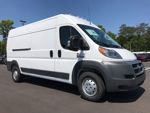 2018 ProMaster 2500 High Roof FWD,  Adrian Steel Upfitted Cargo Van #181023 - photo 5