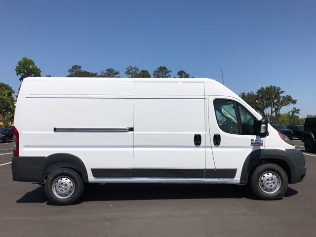 2018 ProMaster 2500 High Roof FWD,  Adrian Steel Upfitted Cargo Van #181023 - photo 6