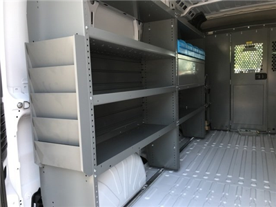 2018 ProMaster 2500 High Roof,  Adrian Steel General Service Upfitted Cargo Van #181024 - photo 16