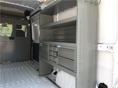 2018 ProMaster 2500 High Roof,  Adrian Steel General Service Upfitted Cargo Van #181024 - photo 17