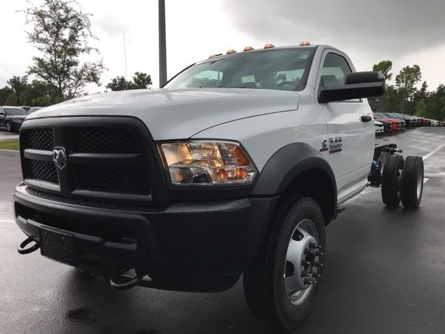 2018 Ram 5500 Regular Cab DRW 4x4,  Cab Chassis #181048 - photo 10