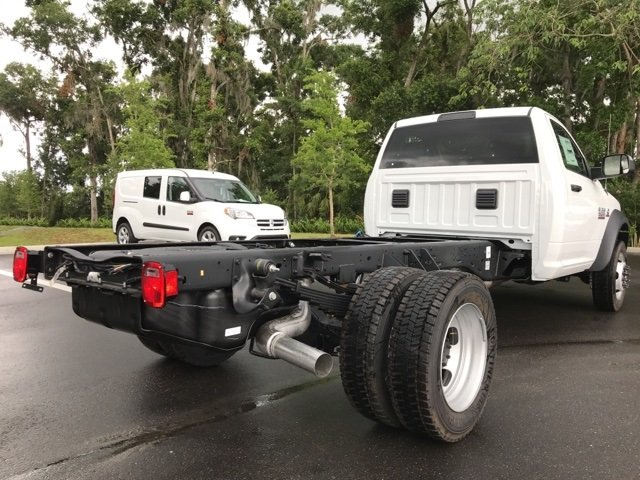 2018 Ram 5500 Regular Cab DRW 4x4,  Cab Chassis #181048 - photo 2
