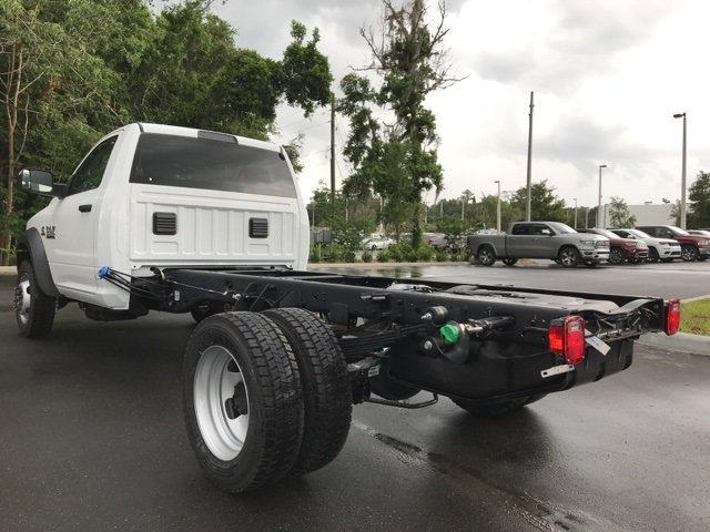 2018 Ram 5500 Regular Cab DRW 4x4,  Cab Chassis #181048 - photo 8