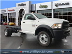 2018 Ram 5500 Regular Cab DRW 4x4, Cab Chassis #181048 - photo 1