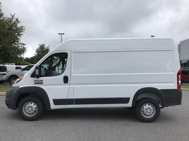 2018 ProMaster 1500 High Roof FWD,  Empty Cargo Van #181056 - photo 11