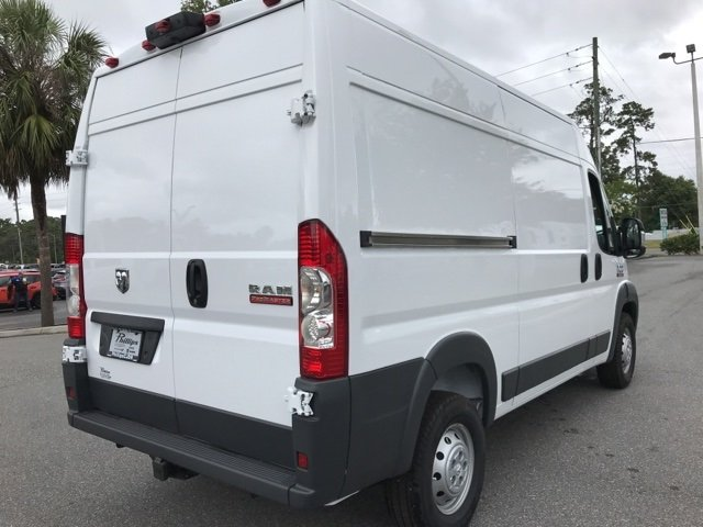 2018 ProMaster 1500 High Roof FWD,  Empty Cargo Van #181056 - photo 8