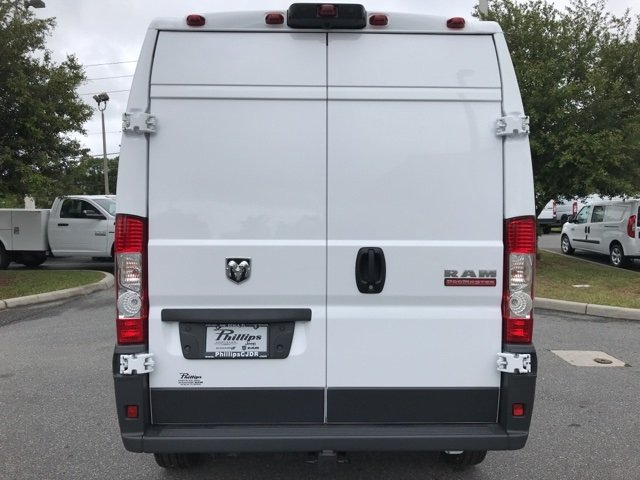 2018 ProMaster 1500 High Roof FWD,  Empty Cargo Van #181056 - photo 9