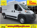2018 ProMaster 1500 High Roof FWD,  Empty Cargo Van #181056 - photo 1