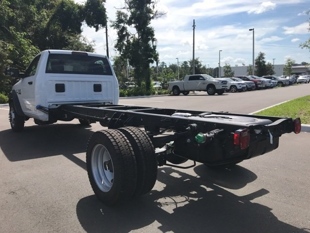 2018 Ram 5500 Regular Cab DRW 4x4,  Cab Chassis #181149 - photo 8