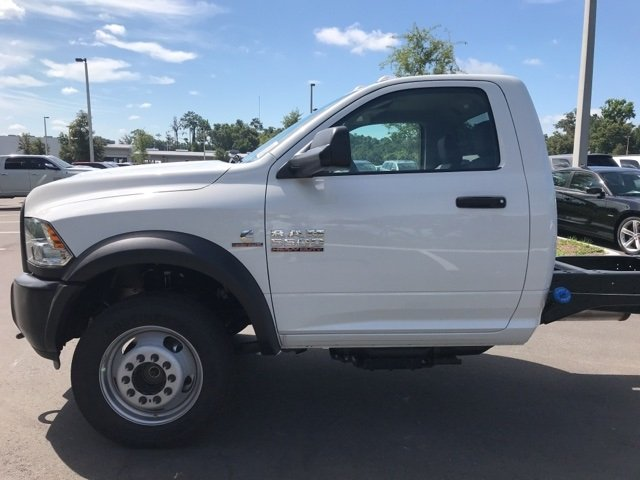 2018 Ram 5500 Regular Cab DRW 4x4,  Cab Chassis #181149 - photo 9