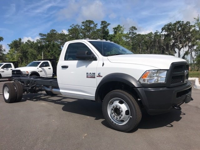 2018 Ram 5500 Regular Cab DRW 4x4,  Cab Chassis #181149 - photo 5