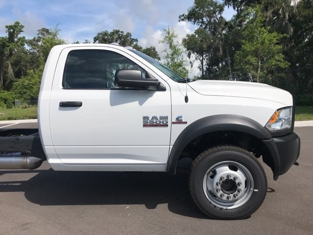 2018 Ram 5500 Regular Cab DRW 4x4,  Cab Chassis #181149 - photo 6