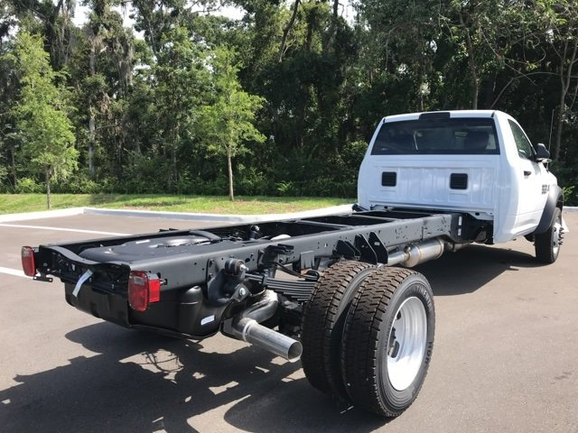 2018 Ram 5500 Regular Cab DRW 4x4,  Cab Chassis #181149 - photo 2