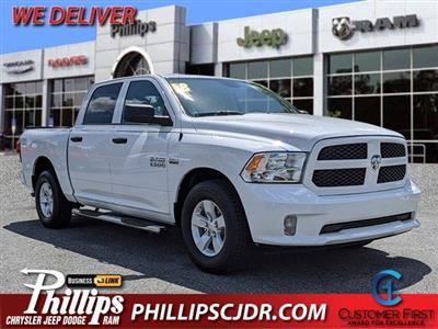 2018 Ram 1500 Crew Cab 4x2,  Pickup #181163 - photo 1